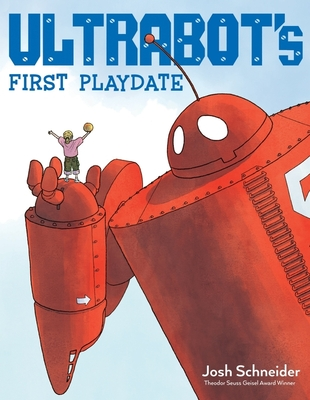 Ultrabot's First Playdate Cover Image