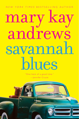 Savannah Blues: A Novel Cover Image