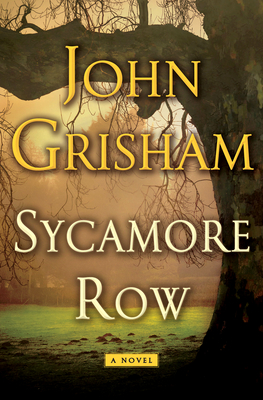 Sycamore Row (Jake Brigance #2) Cover Image