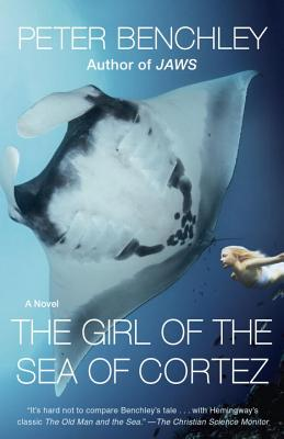 The Girl of the Sea of Cortez Cover