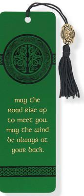 Beaded Bkmk Celtic (Beaded Bookmark) Cover Image