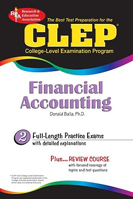CLEP(R) Financial Accounting Cover Image