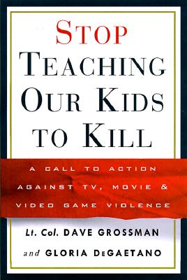 Stop Teaching Our Kids to Kill Cover
