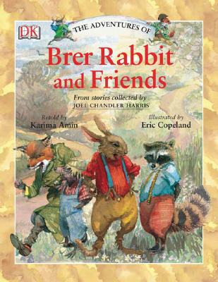 The Adventures of Brer Rabbit and Friends Cover Image