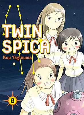 Twin Spica, Volume 08 Cover