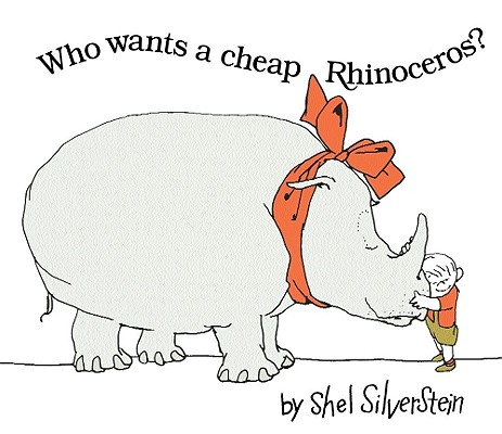 Who Wants a Cheap Rhinoceros? Cover