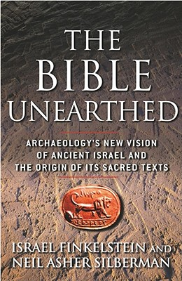 The Bible Unearthed Cover