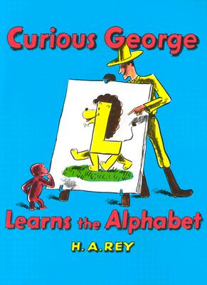 Cover for Curious George Learns the Alphabet Book & Cassette
