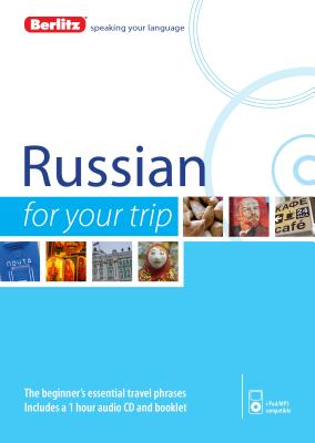Berlitz Russian for Your Trip Cover Image