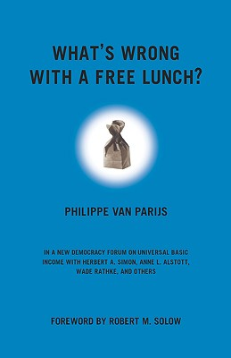 Cover for What's Wrong With a Free Lunch? (New Democracy Forum #9)