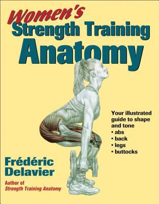 Women's Strength Training Anatomy Cover Image