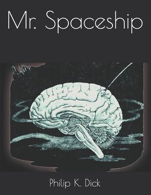 Mr. Spaceship Cover Image