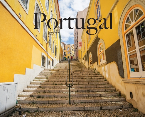 Portugal: Photography Book (Wanderlust #3) Cover Image