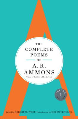 Cover for The Complete Poems of A. R. Ammons