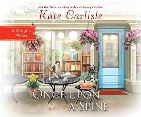 Once Upon a Spine (Bibliophile Mystery #11) Cover Image