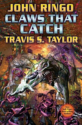 Cover for Claws That Catch
