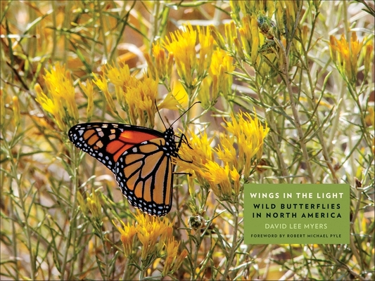 Wings in the Light: Wild Butterflies in North America Cover Image