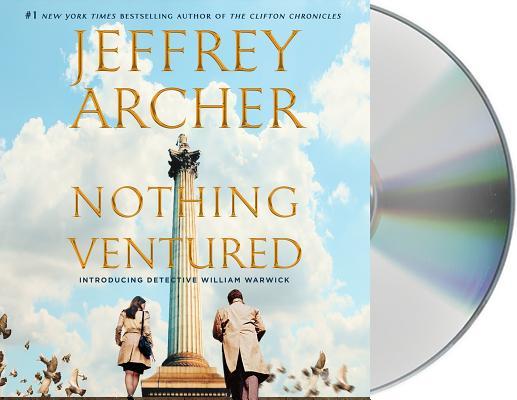 Nothing Ventured (William Warwick Novels #1) Cover Image