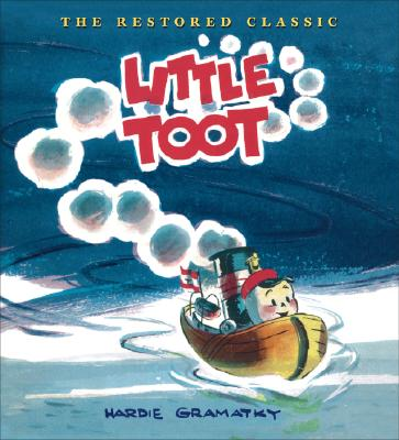 Little Toot Cover