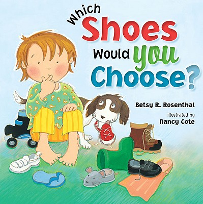 Which Shoes Would YOU Choose? Cover