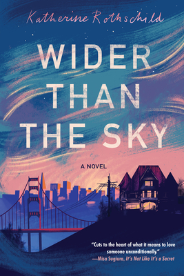 Cover of Wider Than The Sky