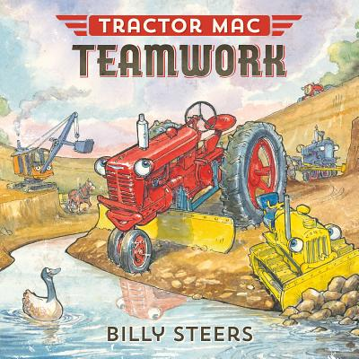 Cover for Tractor Mac Teamwork