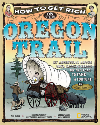 How to Get Rich on the Oregon Trail Cover