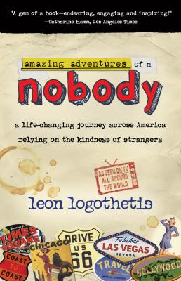 Amazing Adventures of a Nobody Cover