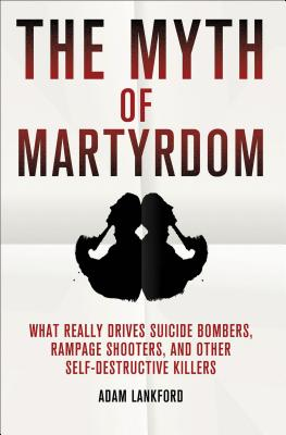 The Myth of Martyrdom Cover