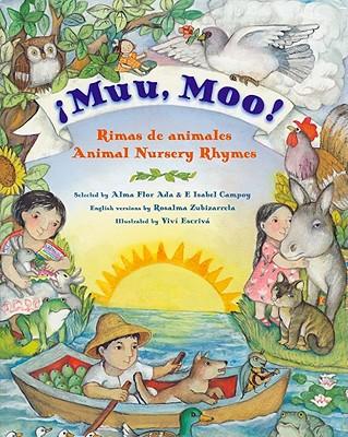 Muu, Moo! Cover