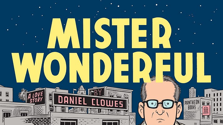 Mister Wonderful Cover