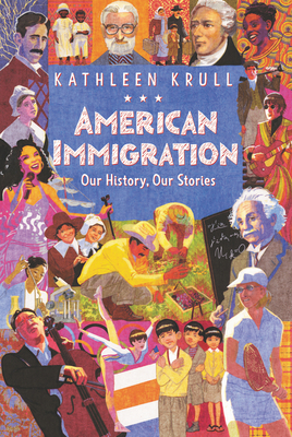 American Immigration: Our History, Our Stories Cover Image