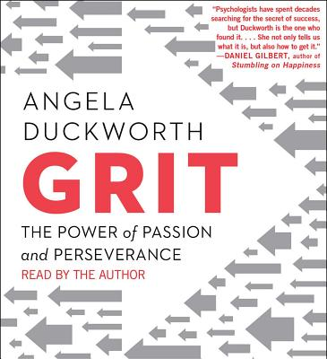Grit: The Power of Passion and Perseverance Cover Image