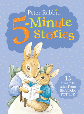 Peter Rabbit 5-Minute Stories Cover Image