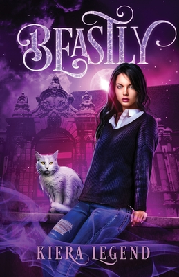 Beastly: A Shifter Academy Reverse Harem (The Citadel - Semester Two) Cover Image