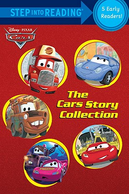 Five Fast Tales (Disney/Pixar Cars) (Step into Reading) Cover Image