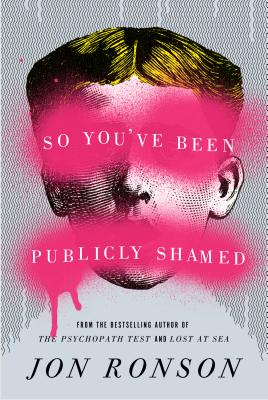 So You've Been Publicly Shamed Cover