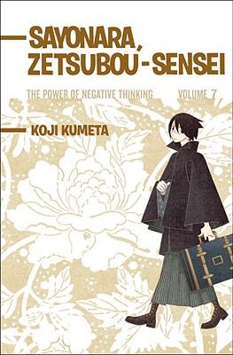 Sayonara, Zetsubou-Sensei 7 Cover