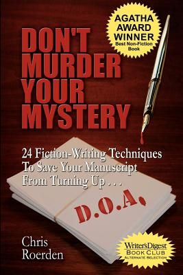 Don't Murder Your Mystery Cover