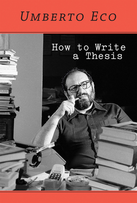How to Write a Thesis Cover Image
