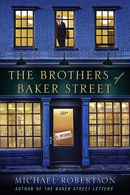 The Brothers of Baker Street Cover