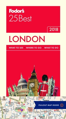 Fodor's London 25 Best (Full-Color Travel Guide #13) Cover Image