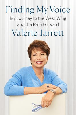 Finding My Voice: My Journey to the West Wing and the Path Forward Cover Image