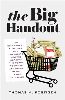 The Big Handout Cover