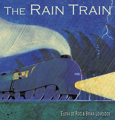 The Rain Train Cover