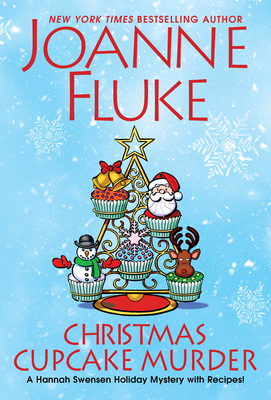 Christmas Cupcake Murder: A Festive & Delicious Christmas Cozy Mystery (A Hannah Swensen Mystery #26) Cover Image