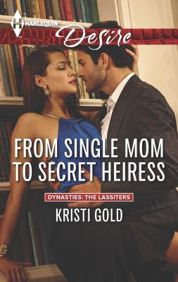 From Single Mom to Secret Heiress Cover