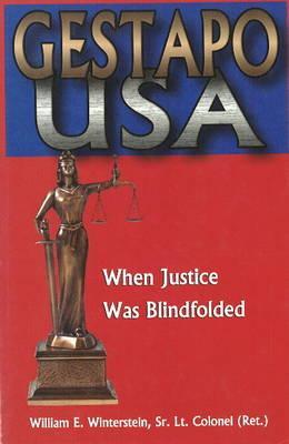 Gestapo U.S.A. Cover
