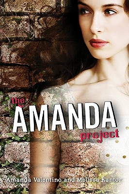The Amanda Project Cover Image