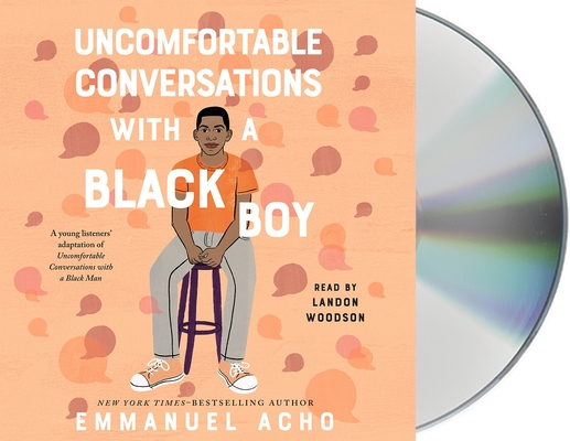 Uncomfortable Conversations with a Black Boy Cover Image